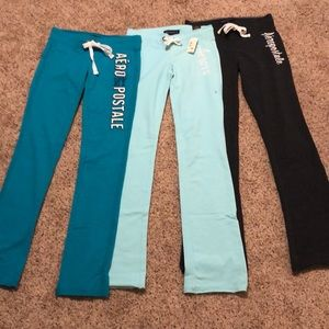Aeropostale Sweatpants Set of 3